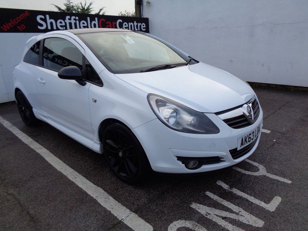 USED 2014 63 VAUXHALL CORSA 1.2 LIMITED EDITION 3d 83 BHP Low Insurance Ideal First Car Air Con Alloys Privacy Glass