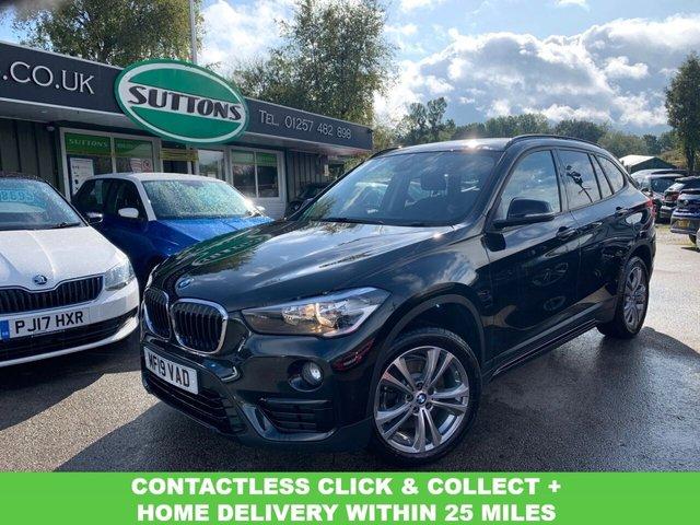 USED 2019 19 BMW X1 2.0 XDRIVE20D SPORT 5d 188 BHP