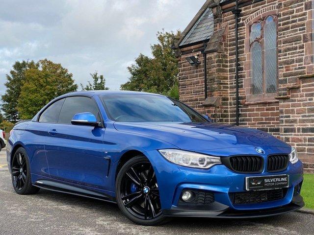 2015 65 BMW 4 SERIES 3.0 430D M SPORT 2d 255 BHP