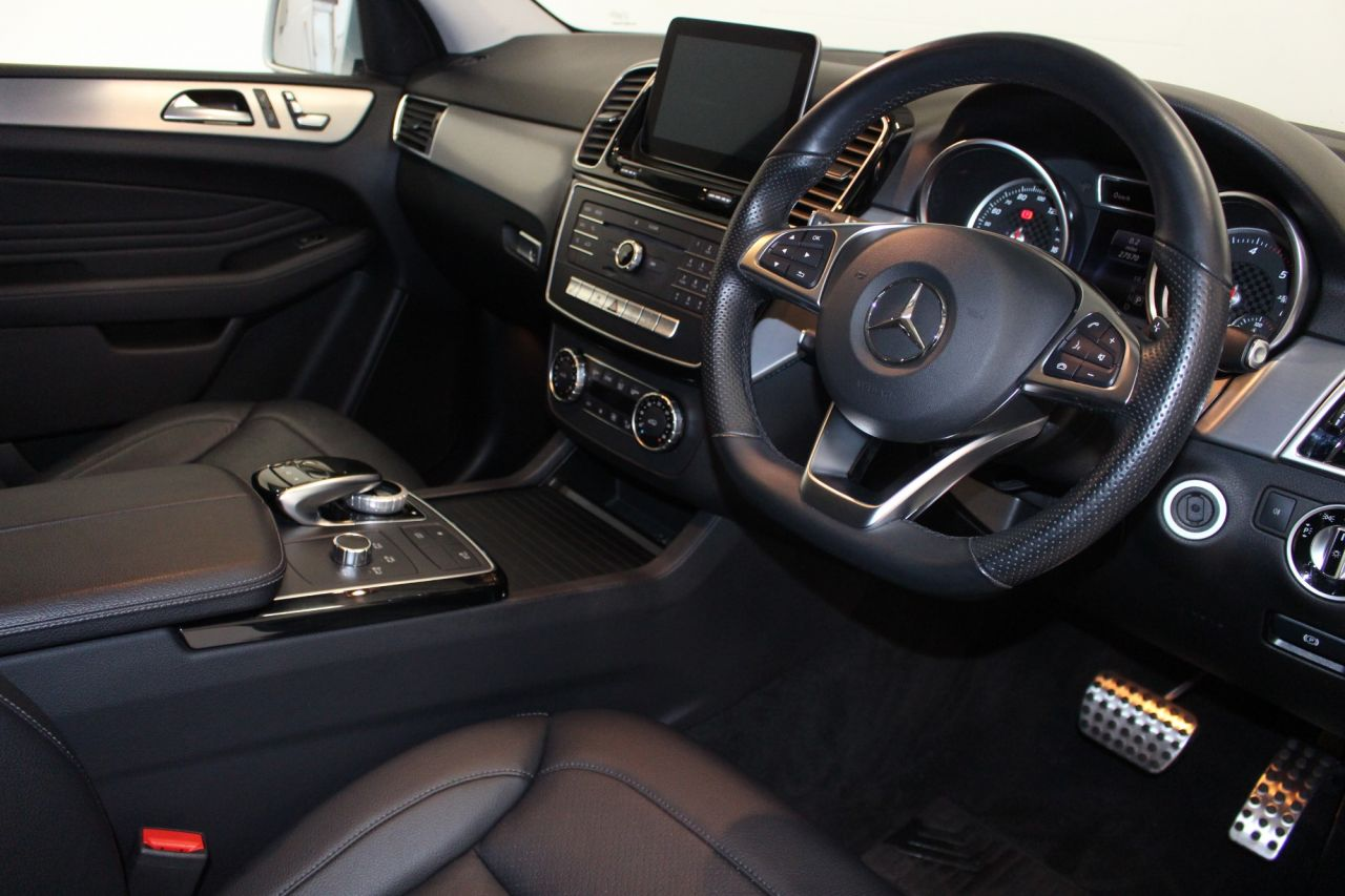 Used MERCEDES-BENZ GLE-CLASS for sale