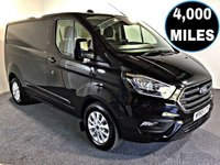USED 2020 69 FORD TRANSIT CUSTOM 2.0 300 LIMITED P/V ECOBLUE 129 BHP