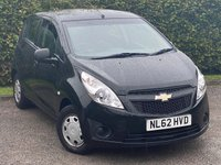 USED 2012 62 CHEVROLET SPARK 1.0 PLUS 5d 67 BHP *  LOW MILEAGE *