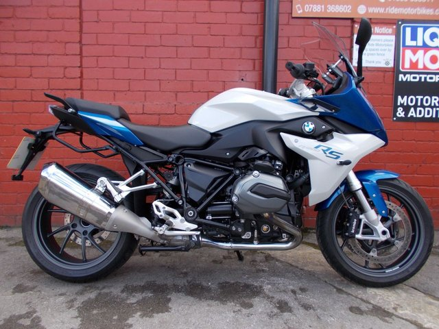 2016 16 BMW R1200RS ABS