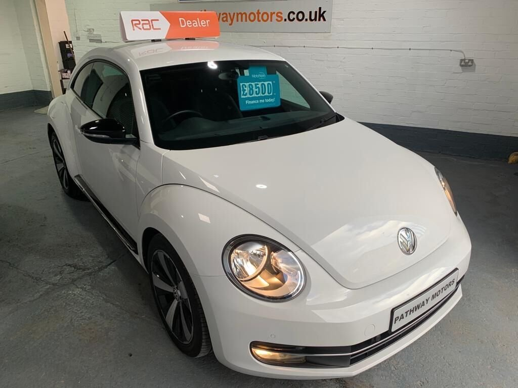 USED 2013 63 VOLKSWAGEN BEETLE 2.0 SPORT TDI 3d 139 BHP MORE PHOTO'S TO FOLLOW!!