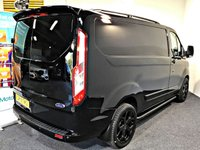 USED 2019 19 FORD TRANSIT CUSTOM 2.0 300 LIMITED P/V L1 H1 129 BHP