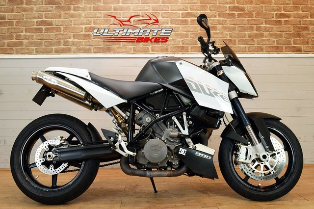 USED 2008 58 KTM 990 SUPERDUKE - FREE NATIONWIDE DELIVERY