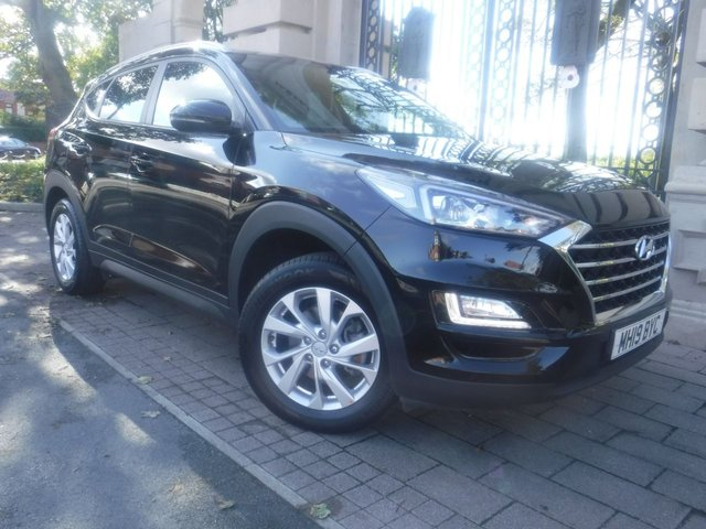 USED 2019 19 HYUNDAI TUCSON 1.6 GDI SE NAV 5d 130 BHP *** FINANCE & PART EXCHANGE WELCOME *** 1 OWNER FROM NEW SAT/NAV REVERSE CAMERA BLUETOOTH PHONE LANE KEEP ASSIST  DAB RADIO AUX & USB SOCKETS CRUISE CONTROL,