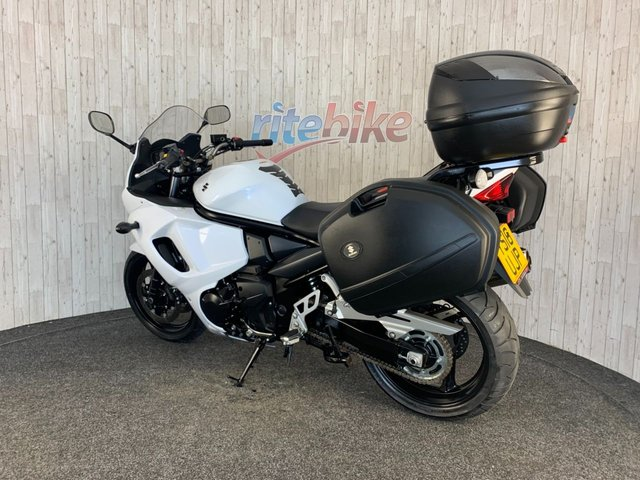 SUZUKI GSX1250 at Rite Bike