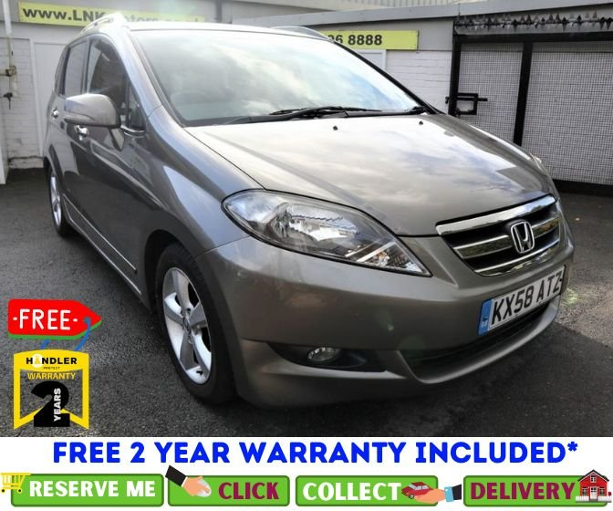 USED 2008 58 HONDA FR-V 1.8 I-VTEC ES 5d 139 BHP *CLICK & COLLECT OR DELIVERY