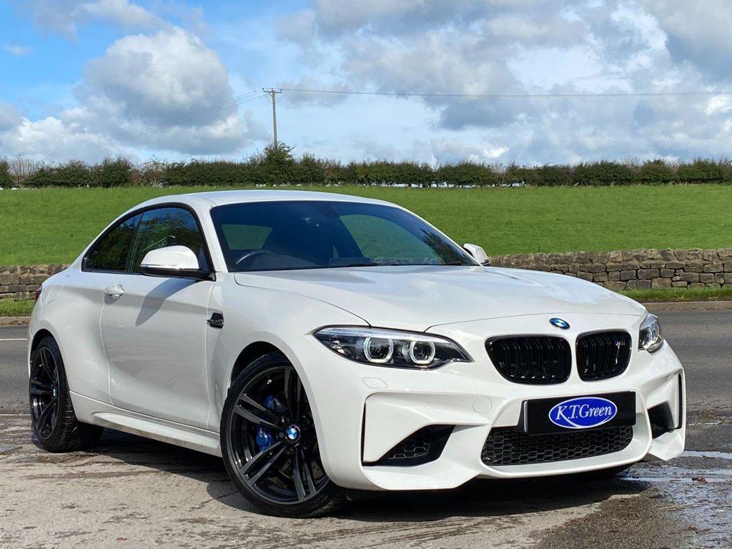 USED 2017 67 BMW M2 3.0 2d 365 BHP