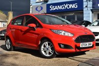 USED 2015 64 FORD FIESTA 1.6 ZETEC 5d 104 BHP AUTOMATIC LOW MILEAGE FINANCE FROM £199 PER MONTH