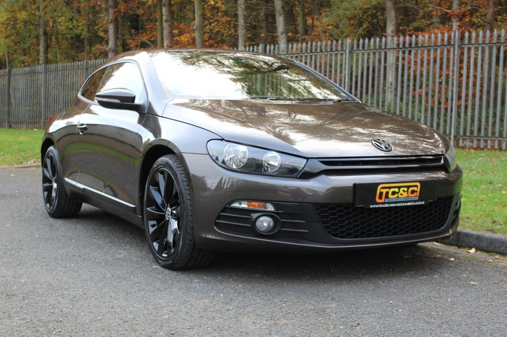 USED 2013 63 VOLKSWAGEN SCIROCCO 2.0 GT TDI DSG 2d 175 BHP A LOW OWNER SCIROCCO WITH GREAT SPECIFICATION AND A FULL SERVICE HISTORY!!!