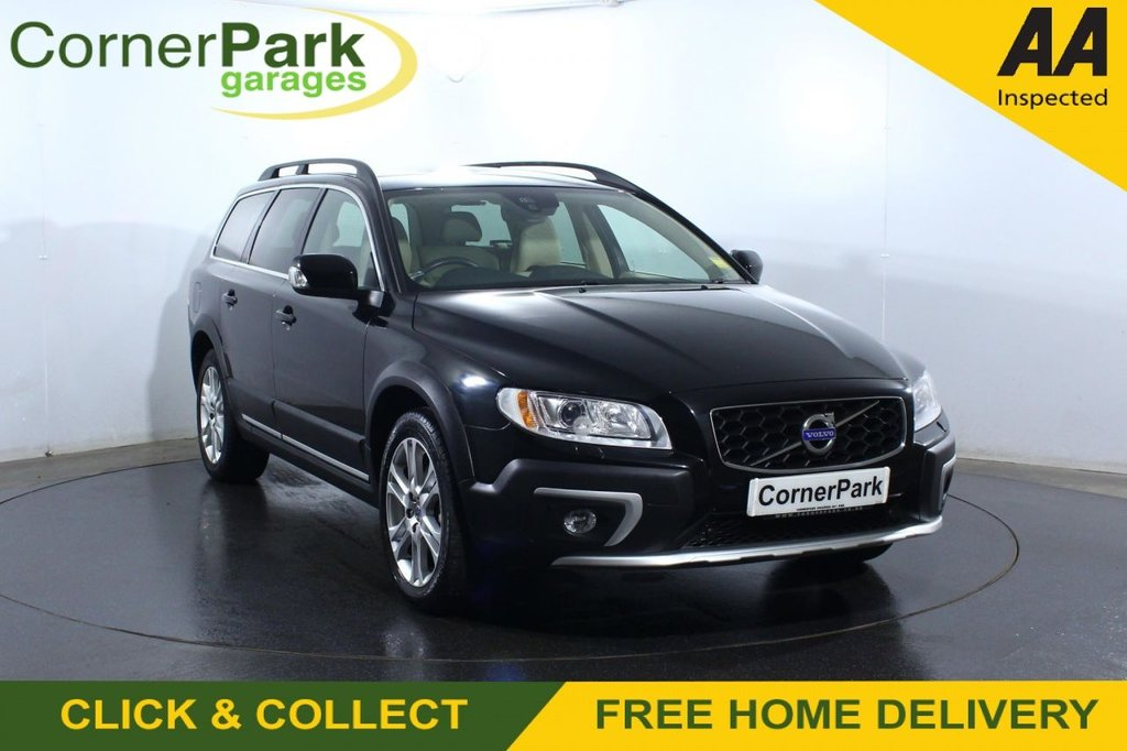 USED 2016 16 VOLVO XC70 2.4 D4 SE LUX AWD 5d 178 BHP