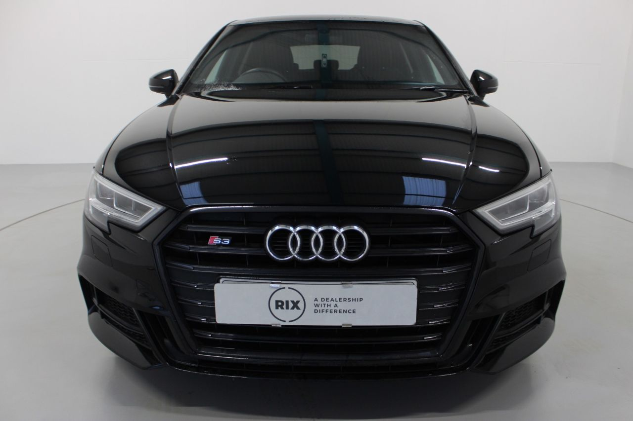 Used AUDI S3 for sale