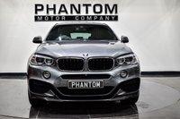 USED 2014 64 BMW X6 3.0 XDRIVE30D M SPORT 4d 255 BHP