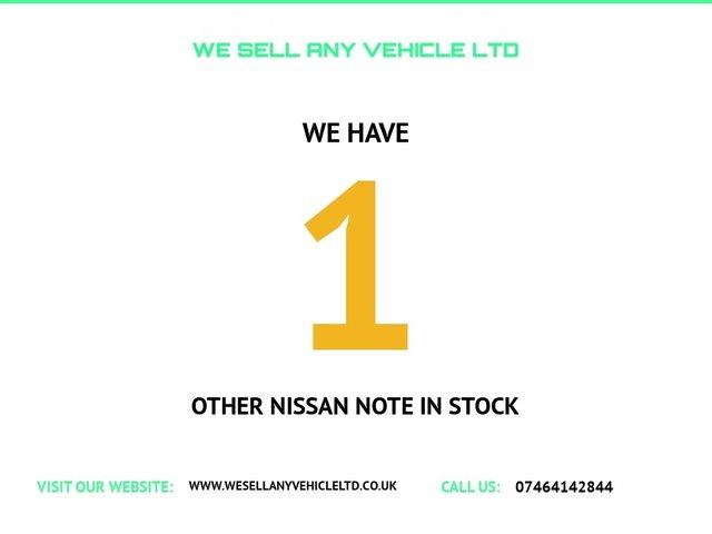 USED 2009 09 NISSAN NOTE 1.4 ACENTA 5d 88 BHP LONG MOT CHEAP INSURANCE