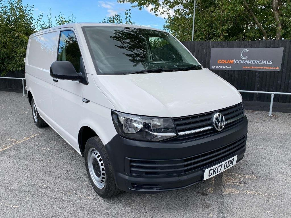 USED 2017 17 VOLKSWAGEN TRANSPORTER 2.0 TDI T28 BlueMotion Tech Startline FWD SWB EU6 (s/s) 5dr **EURO 6**ELECTRIC PACK**