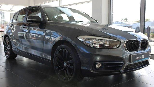 2015 65 BMW 1 SERIES 2.0 120D XDRIVE SPORT 5d 188 BHP