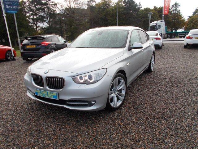 2010 10 BMW 5 SERIES 3.0 530D SE GRAN TURISMO 5d 242 BHP