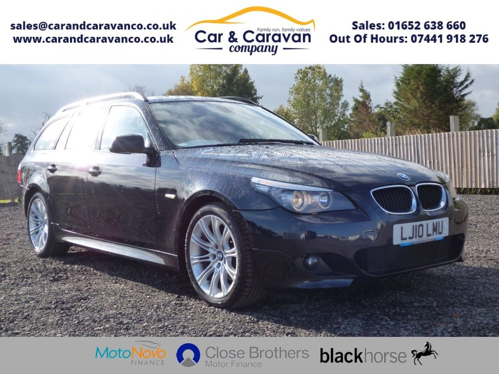 2010 Bmw 5 Series 520d M Sport Business Edition Touring