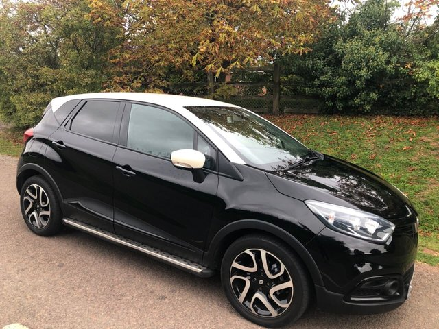 USED 2015 65 RENAULT CAPTUR 1.5 DYNAMIQUE S MEDIANAV ENERGY DCI S/S 5d 90 BHP ** MOT ** FULL SERVICE HISTORY ** £0 ROAD FUND **