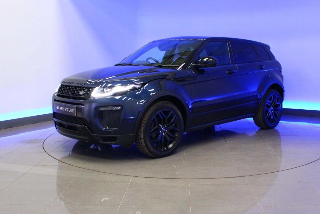 USED 2017 67 LAND ROVER RANGE ROVER EVOQUE 2.0 Si4 HSE Dynamic Lux Auto 4WD (s/s) 5dr BLACK PACK - CONTRAST ROOF