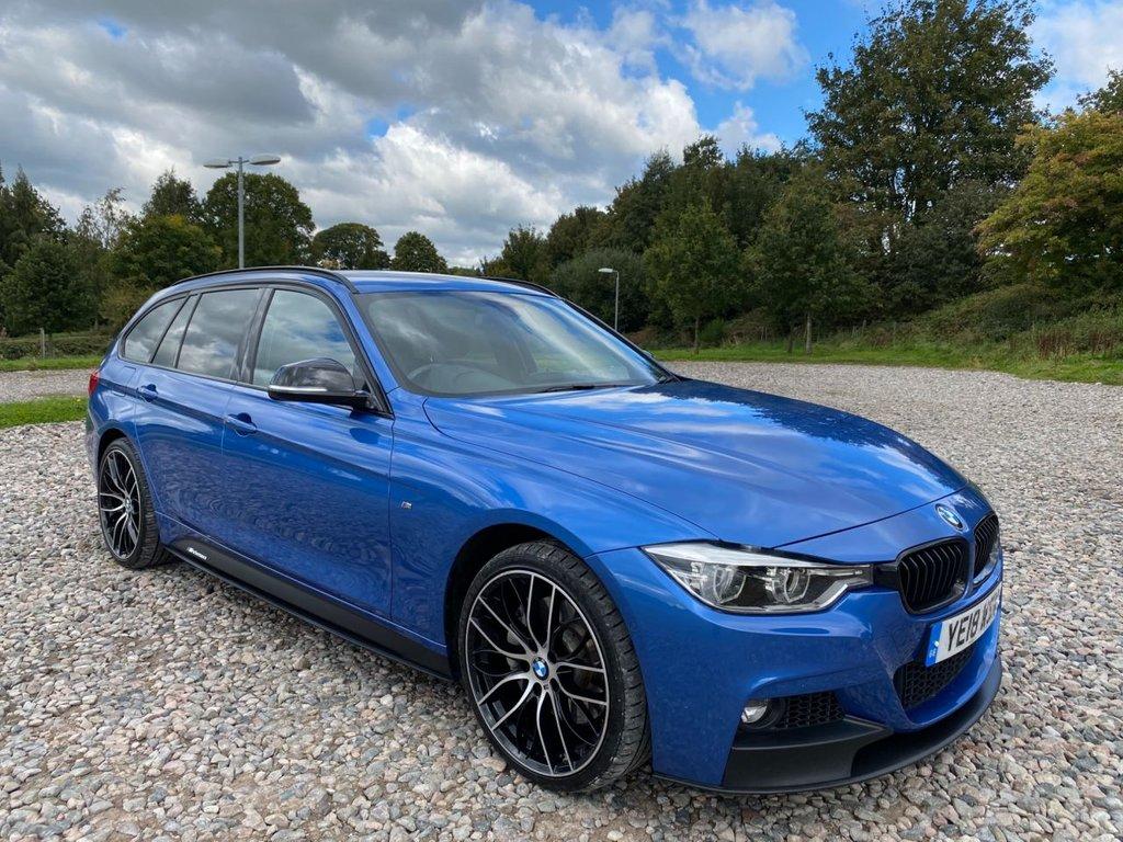 USED 2018 18 BMW 3 SERIES 3.0 335D XDRIVE M SPORT TOURING 5d 308 BHP