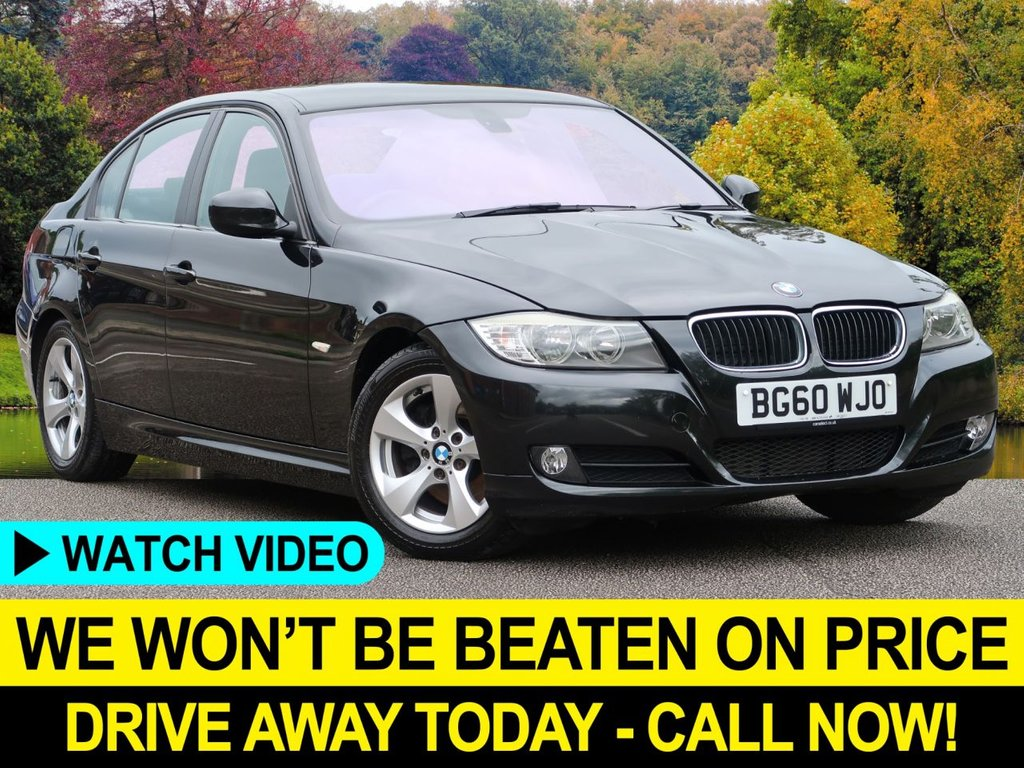 USED 2011 11 BMW 3 SERIES 320d EfficientDynamics 4dr Huge Spec Cruise Alloys PDC Pro Pack