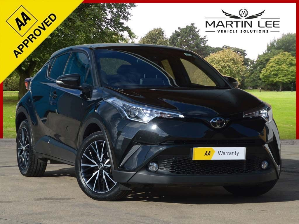 USED 2017 17 TOYOTA CHR 1.2 EXCEL AWD 5d 114 BHP FINANCE SPECIAL OFFER SAVE £1000