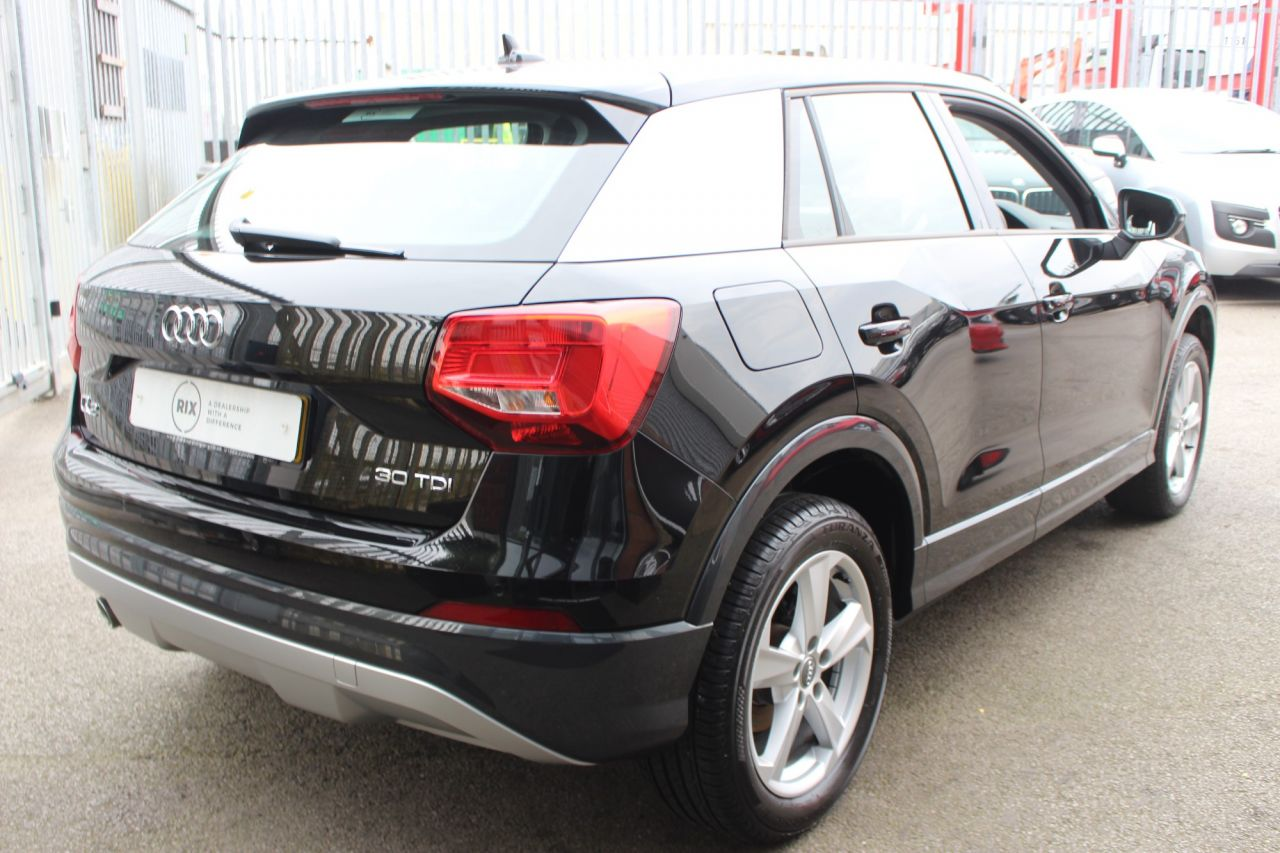 Used AUDI Q2 for sale