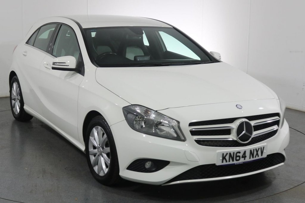 USED 2014 14 MERCEDES-BENZ A-CLASS 1.5 A180 CDI ECO SE 5d 109 BHP 2 OWNERS From New