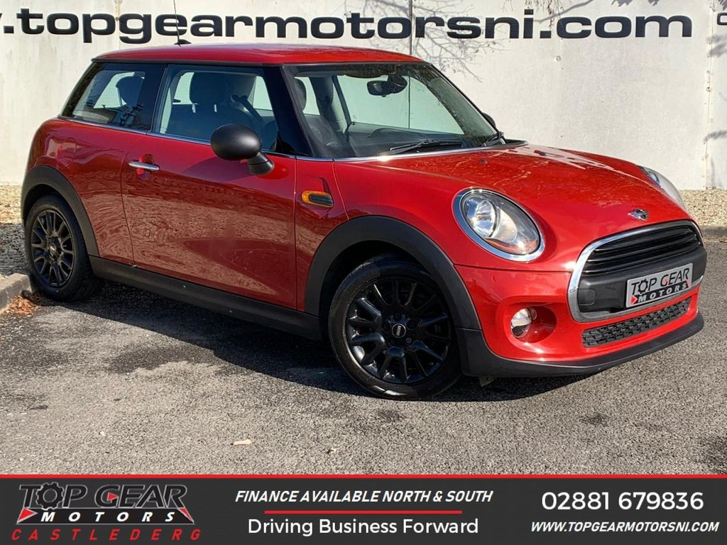 USED 2015 64 MINI HATCH ONE ONE D 1.5 95 BHP **OVER 100 VEHICLES IN STOCK** **KEYLESS START, BLUETOOTH, DAB RADIO, LOW MILAGE**