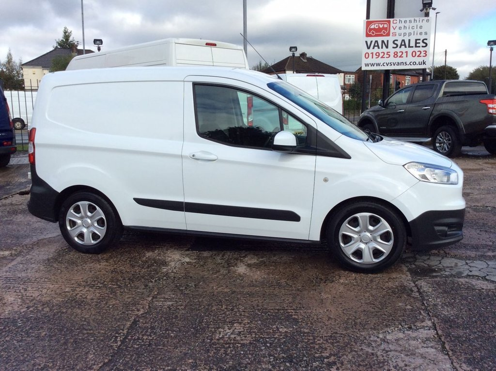 USED 2016 66 FORD TRANSIT COURIER 1.5 TREND TDCI 94 BHP 1 OWNER FSH NEW MOT FREE 6 MONTH WARRANTY INCLUDING RECOVERY AND ASSIST GREAT SPECIFICATION