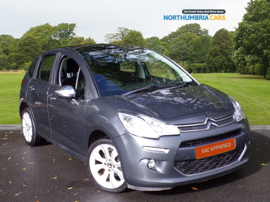 USED 2013 63 CITROEN C3 1.2 SELECTION 5d 80 BHP