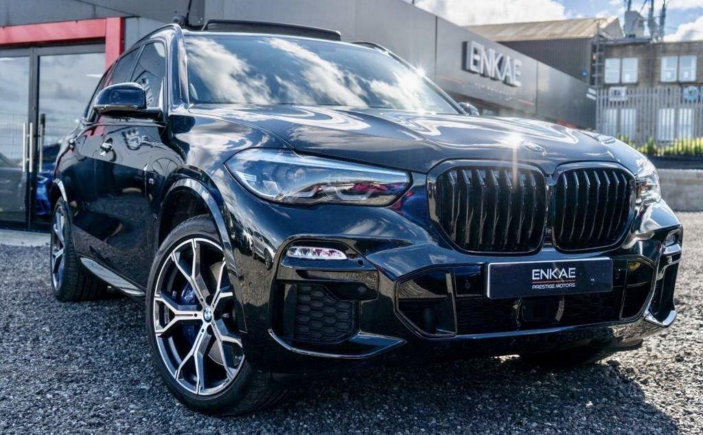 USED 2019 69 BMW X5 3.0 XDRIVE30D M SPORT 5d 261 BHP