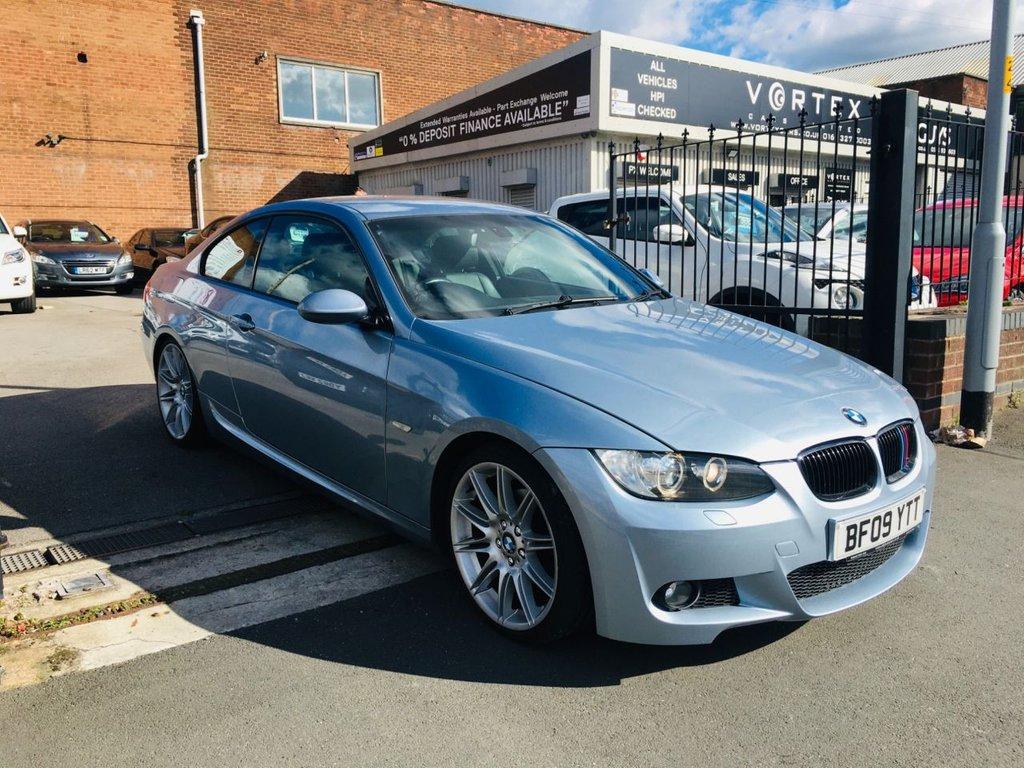 USED 2009 09 BMW 3 SERIES 2.0 320D M SPORT 2d 175 BHP