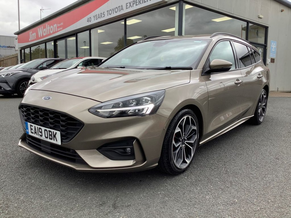 USED 2019 R FORD FOCUS 1.5 ST-LINE X TDCI 5d 119 BHP