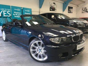 2004 BMW 3 SERIES 2.2 320CI SPORT 2d 168 BHP £5490.00