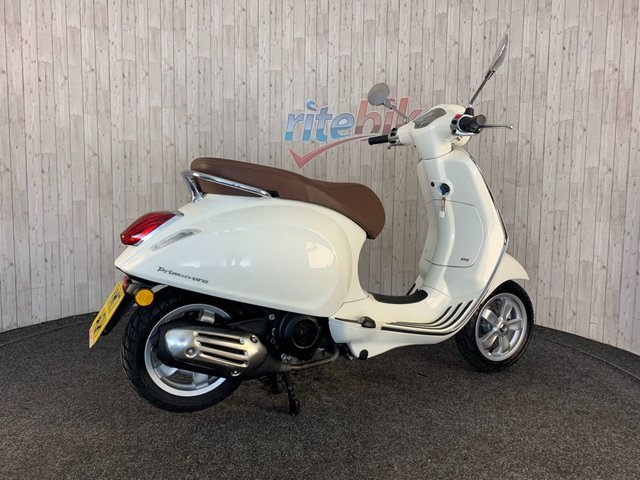 PIAGGIO VESPA PRIMAVERA  at Rite Bike