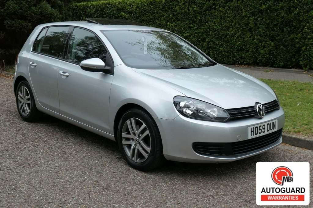 USED 2009 59 VOLKSWAGEN GOLF 1.4 SE TSI DSG 5d 121 BHP JUST ARRIVED..CALL FOR DETAILS