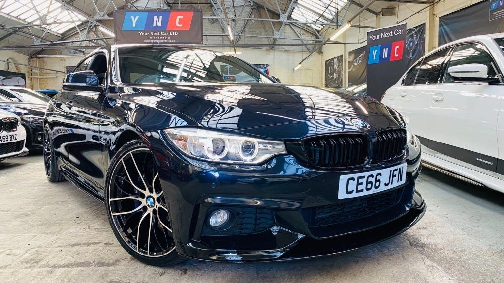 USED 2016 66 BMW 4 SERIES 2.0 420d M Sport Gran Coupe (s/s) 5dr PERFORMANCEKIT+20S+PLUSPACK