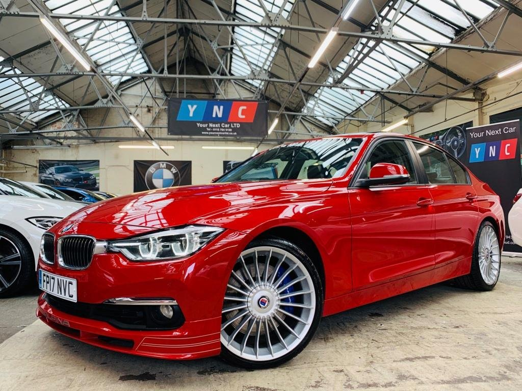 USED BMW ALPINA STAGGERING EXAMPLE! S-ROOF....