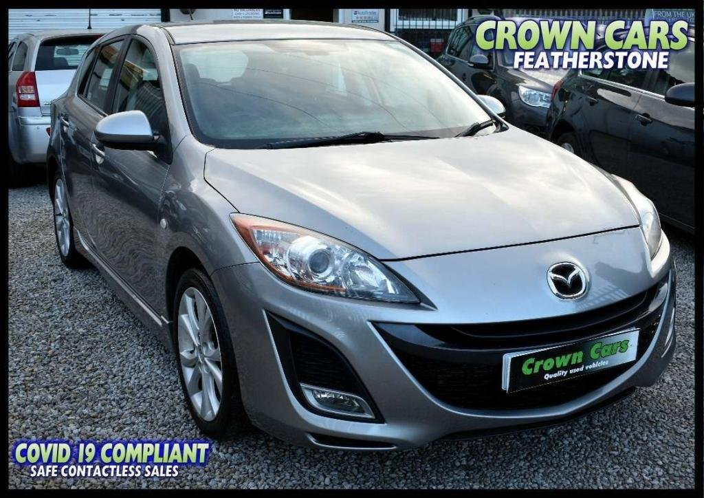 USED 2011 11 MAZDA 3 1.6 Takuya 5dr AMAZING LOW RATE FINANCE DEALS