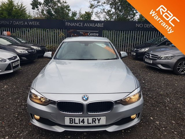 USED 2014 14 BMW 3 SERIES 2.0 318D SE 4d 141 BHP