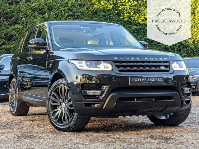 USED 2014 14 LAND ROVER RANGE ROVER SPORT 3.0 SDV6 HSE DYNAMIC 5d AUTO 288 BHP (7 SEATS)