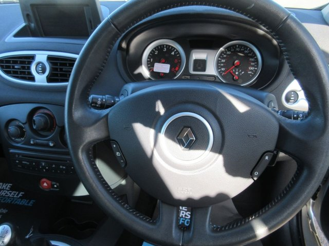 USED 2010 K RENAULT CLIO 1.5 DYNAMIQUE DCI 3d 86 BHP
