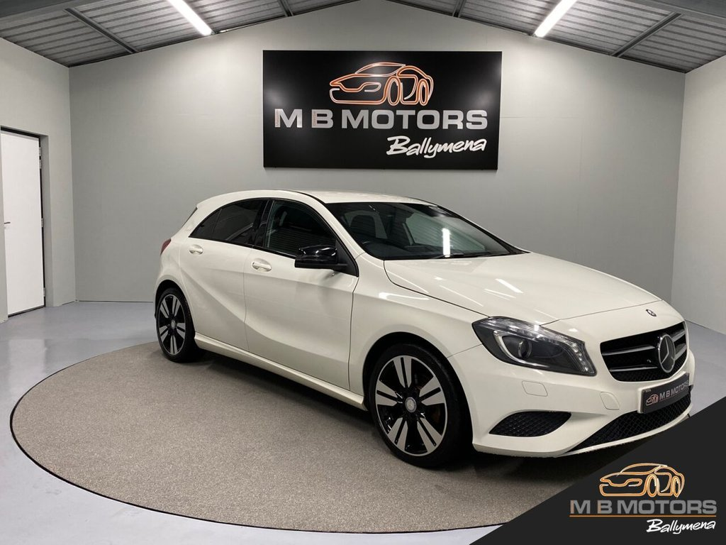 USED 2013 MERCEDES-BENZ A-CLASS A200 CDI BLUEEFFICIENCY SPORT 5d 136 BHP
