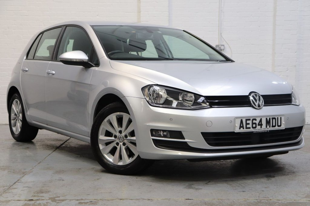 USED 2014 64 VOLKSWAGEN GOLF 1.4 SE TSI BLUEMOTION TECHNOLOGY DSG 5d 120 BHP Parking Aid + Cruise +Dab +Fsh