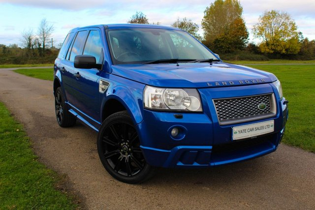 2009 58 LAND ROVER FREELANDER 2 2.2 TD4 HST 5d 159 BHP (FREE 2 YEAR WARRANTY)