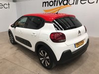 USED 2017 17 CITROEN C3 1.2 PURETECH FLAIR S/S 5d 109 BHP